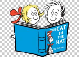 卡通猫,动画片,技术,线路,徽标,沟通,文本,面积,苏斯博士,书,在全