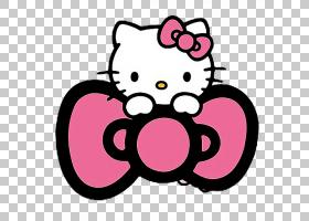 Hello Kitty Pink,洋红色,微笑,圆,鼻部,花,粉红色,清水由子,芭蕾