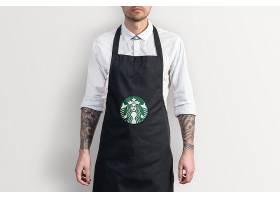 星巴克咖啡品牌VI贴图样机 (9)