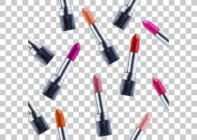 水彩背景,健康美容,指甲油,嘴唇,化妆师,美丽,时尚,水彩画,化妆品图片