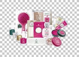 圣诞节冬季背景,篮子,香水,健康美容,礼物,粉红色,指甲油,冬天,圣图片