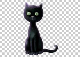 猫卡通,孟买,尾巴,胡须,古拉特,文件扩展名,黑猫,猫,