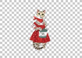 圣诞装饰画,波尔卡点,圣诞装饰品,圣诞装饰品,绘画,动画片,绘图,