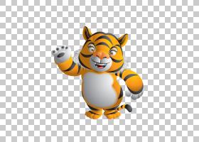 猫卡通,尾巴,吉祥物,动画片,印度尼西亚,Prigen,位置,公园,动物园