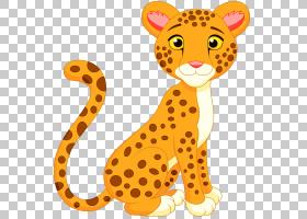 猫卡通,尾巴,彪马,动物形象,胡须,野生动物,豹子,动画片,绘图,猎
