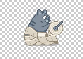 猫卡通,动画片,尾巴,胡须,爪子,应用软件,宠物,名词项目,流行的猫