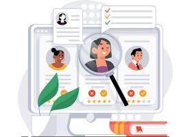 员工选择和在线招聘面试说明