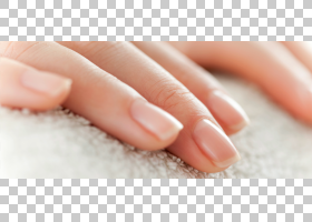 钉子近距离观察,拇指,皮肤,手指,健康美容,手模型,指甲护理,近距图片