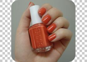 橙色背景,橙色,指甲护理,手指,手,健康美容,桃子,埃西・温加滕(Es图片