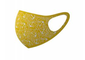 实物口罩展示效果VI展示外观设计样机