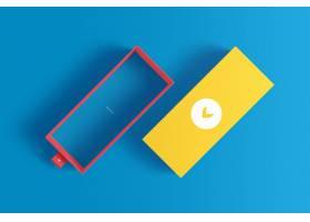數碼產品外觀包裝智能樣機素材