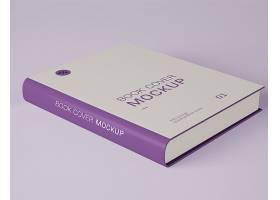 高清创意简约风书籍封面设计模板