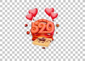 520情人节免抠元素 (8)