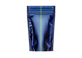 高清创意企业品牌形象VI系统样机蓝色系列