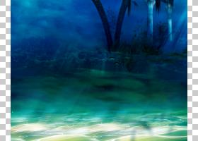 水下场景背景素材 (13)