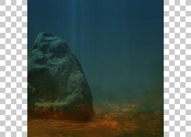 水下场景背景素材 (2)