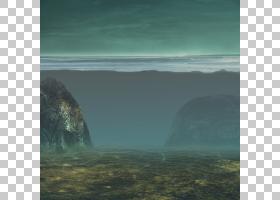 水下场景背景素材 (3)