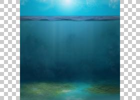 水下场景背景素材 (8)