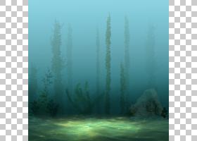 水下场景背景素材 (9)