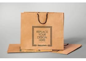 品牌包装袋子样机