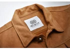 衣服标签logo样机