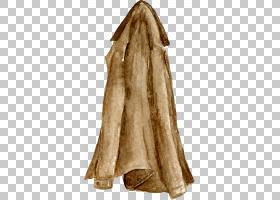 棕色的衣服外套