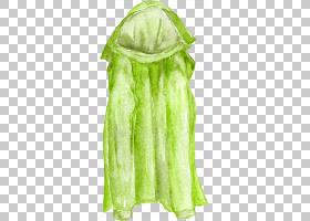 绿色的衣服外套