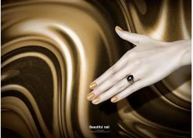 手上的戒指