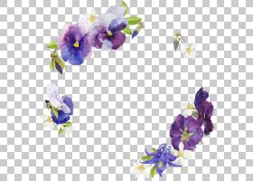 花卉植物免扣元素素材图片