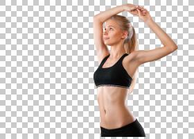 运动健身的女性