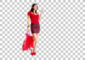 时尚购物女性