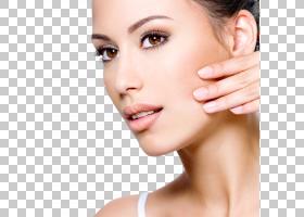 女性美白美肤面部管理