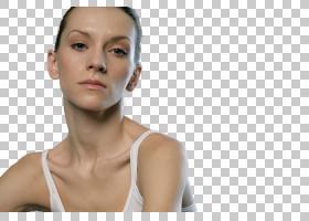 女性面部妆容