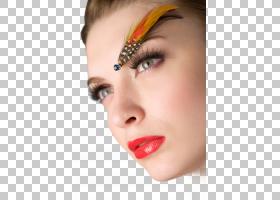 女性美妆面部管理