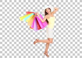 时尚休闲购物女性