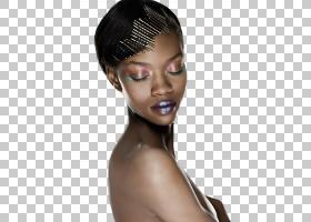 黑人女性艺术照