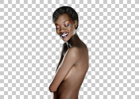 黑人女性人体艺术照