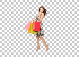 休闲购物女性