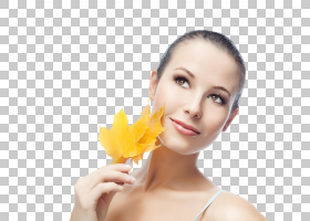 女性面部美容美白抗衰管理
