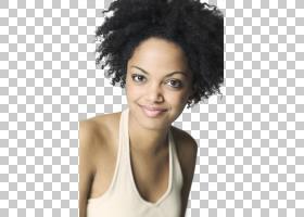 爆炸头黑人女性