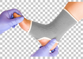 受伤的脚足部检查