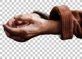 老人家的手