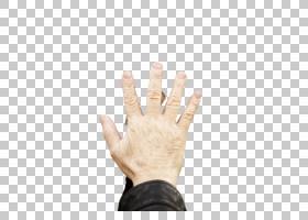 伸向前方的老人的手