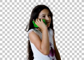 打电话的女孩