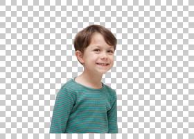 微笑的男孩