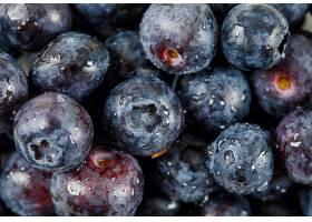 新鲜的进口蓝莓