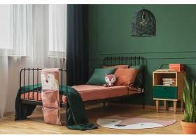 创意时尚儿童小动物狐狸童心浪漫房间设计