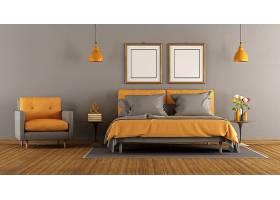 清新文艺时尚简洁卧室设计