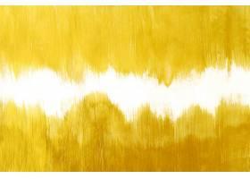 金色刷子装饰背景
