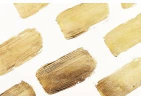 金粉刷子痕迹材质装饰背景